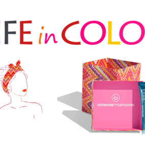 LIFE IN COLORS VISO